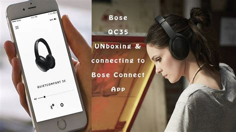 Bose QC35 unboxing| Review | How to use Bose connect App