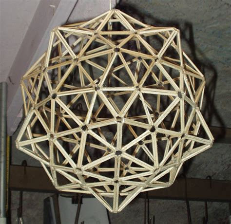 A GEODESIC SPHERE MODEL: 7 Steps (with Pictures)