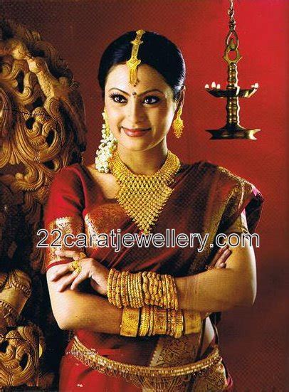 Gold Necklaces (Kerala Jewelry) - Jewellery Designs