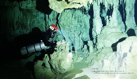 """New Documentary """"The Unexplored"""" Explores Diving Mexico's"""
