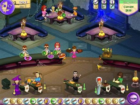 Amelie's Cafe 2 Halloween Game Free Download Full Version