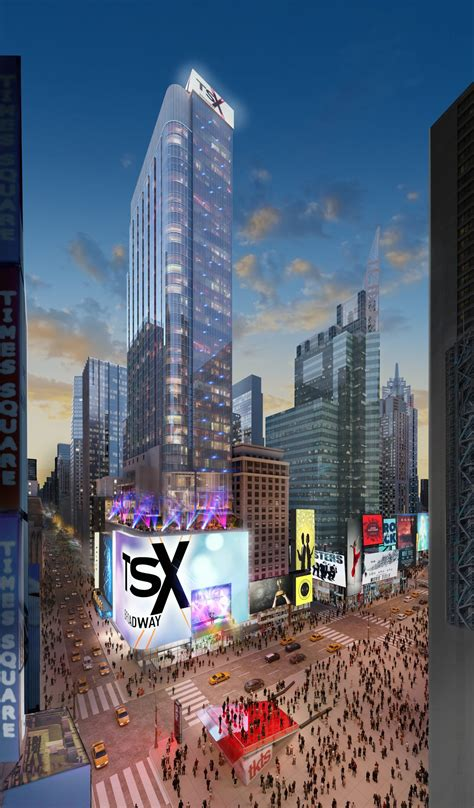 TSX Hotel at 1568 Broadway Prepares For 2019 Demolition in