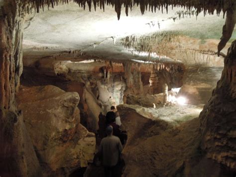 Road Trip Map Of Alabama's 6 Most Incredible Caves