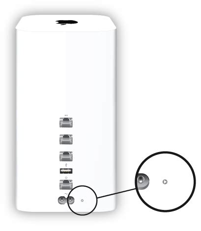 How to reset your AirPort base station - Apple Support