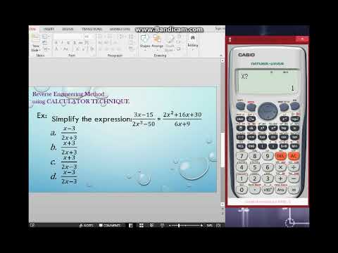 Formula and examples of how to simplify fraction exponents