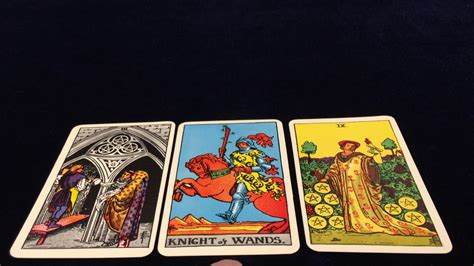 Daily Tarot Reading for March 7, 2017 - YouTube