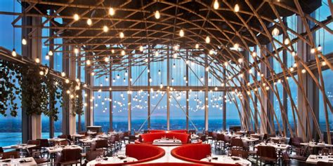 The Best Restaurants with a View | Rooftop restaurant