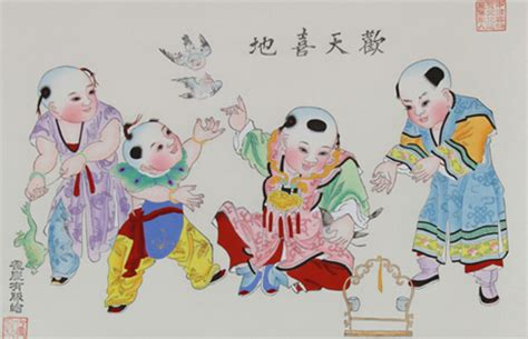 Explore lunar new year paintings |2013 Spring Festival