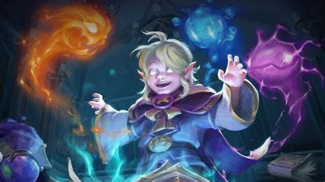 Dota 2 Update: New Invoker Persona - Acolyte Of The Lost Arts