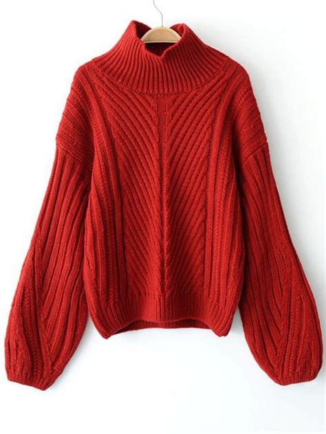 Red Sweaters For Sale   Her Sweater