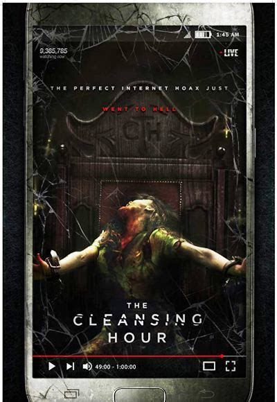 The Cleansing Hour (2019) (In Hindi) Watch Full Movie Free