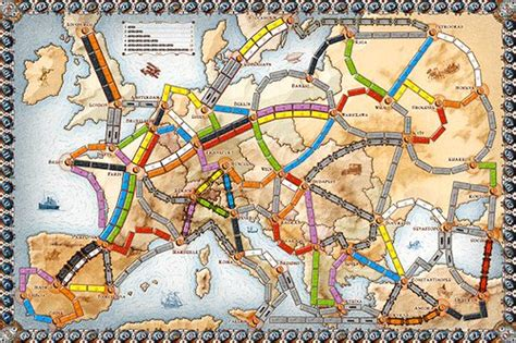Geography Games for Kids: Board Games that Teach about the