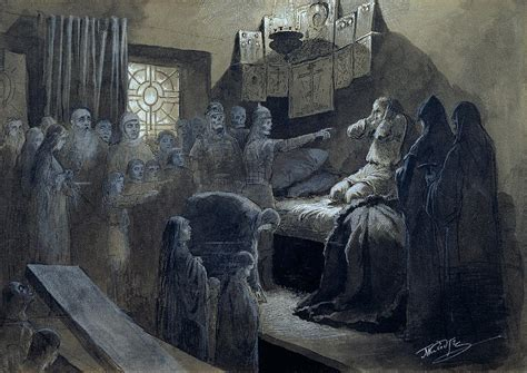 Ivan The Terrible Visited By The Ghosts Of Those He