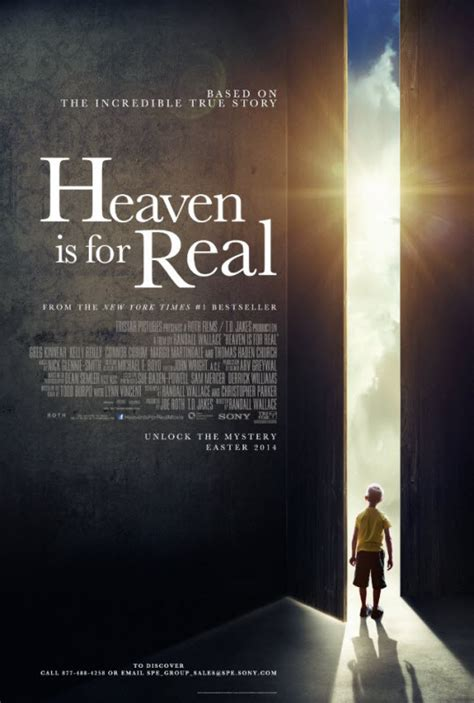Heaven Is for Real (2014) …review and/or viewer comments