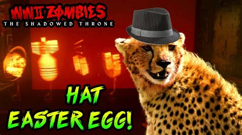 """CHEETAH HAT EASTER EGG ON """"The Shadowed Throne"""" - Super"""