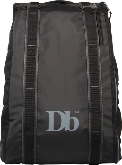 Douchebag The Base Backpack, 15L, Pitch Black
