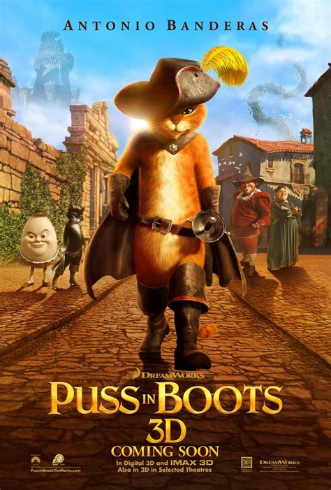 [Review] Puss in Boots