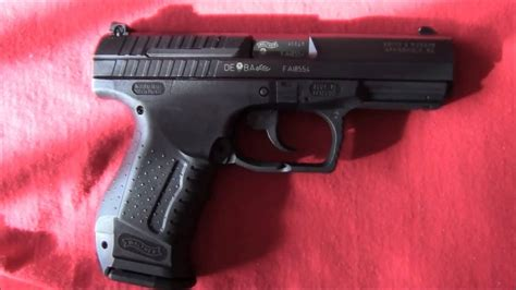 Walther P99 - Walther P99 A6