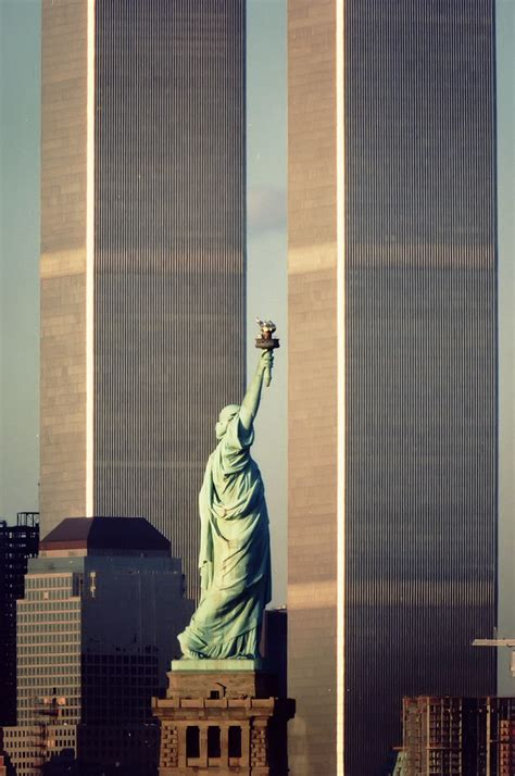 World Trade Center and Statue of Liberty | An all time