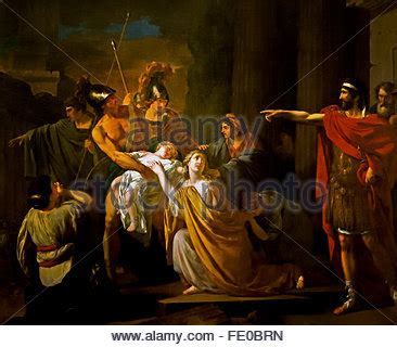 Astyanax ripped Andromache arm in order of Ulysses
