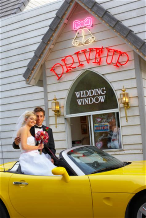"""Wedding Bells Ring at """"Vegas of the Midwest"""" - Universal"""