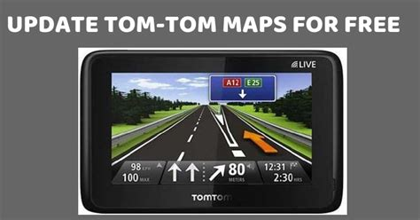 How do I Update my TomTom Device Maps for free? | Fix 1st