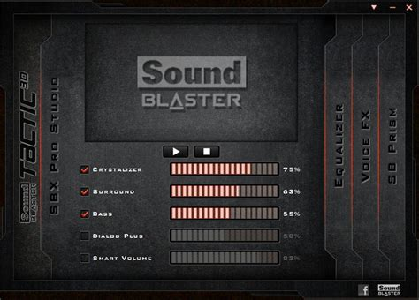 Creative Sound Blaster Tactic 3D Rage Review | Custom PC