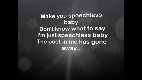 Alicia Keys-Speechless (LYRICS ON SCREEN) ft Eve - YouTube