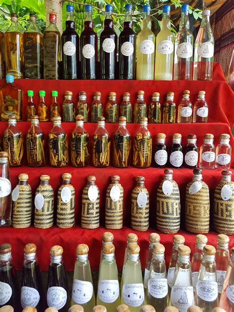 Snake and Scorpion Wine to Avoid For Travelers in Laos