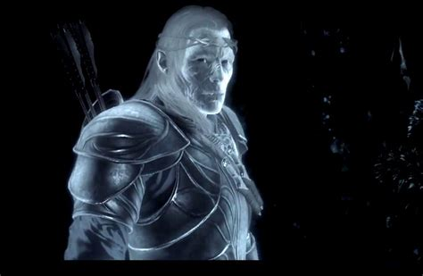 Talion's wraith in Middle-earth: Shadow of Mordor is none