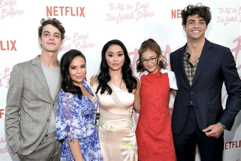 'To All The Boys I've Loved Before' Cast Compete in a